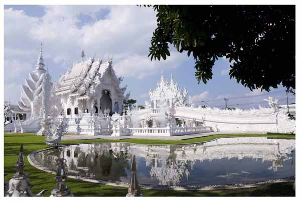 龙坤艺术神庙-白庙