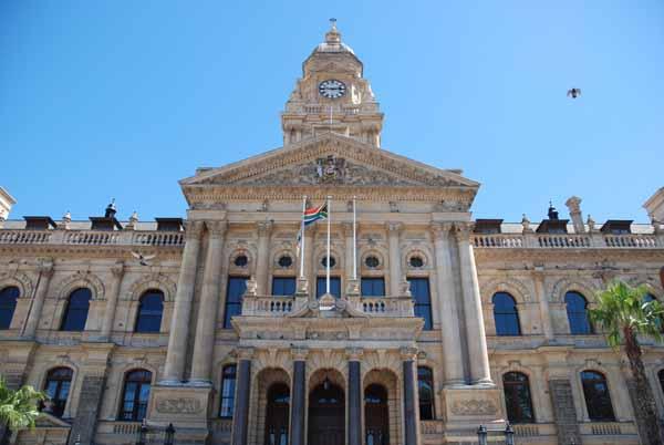 比勒陀利亚市政厅