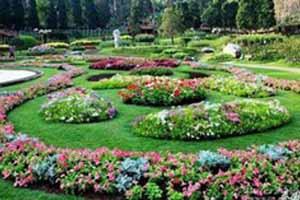 皇太后御花园