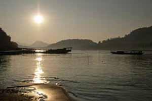 船游湄公河