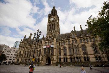 曼彻斯特市政厅