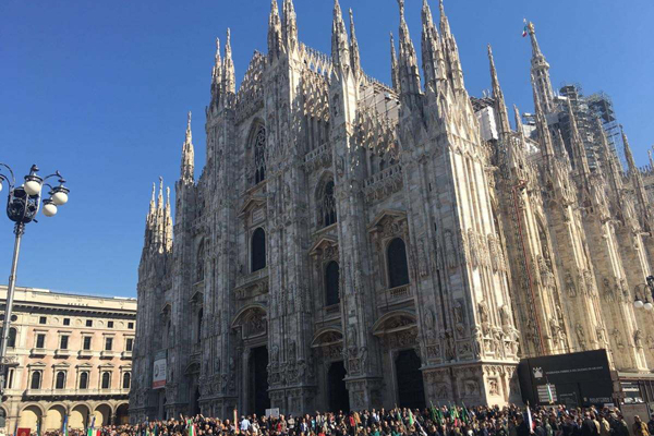 米兰大教堂