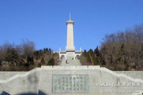 中国人民志愿军烈士纪念碑