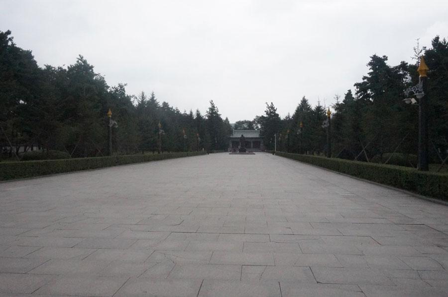 通化靖宇陵园